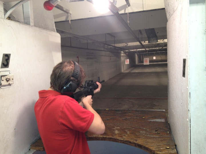 Red's Indoor Range South